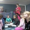 Peace week - Origami Crane making