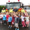 Fire Engine visit
