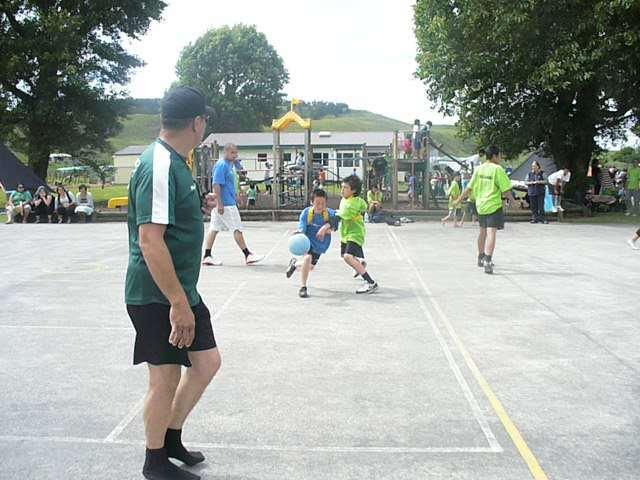 Basketball - Ngati Mahuta vs Te Tihi o Moerangi