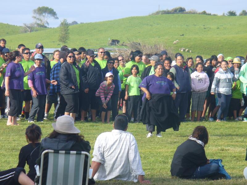 Kapa Haka - Te Tihi o Moerangi/Motakotako Combined