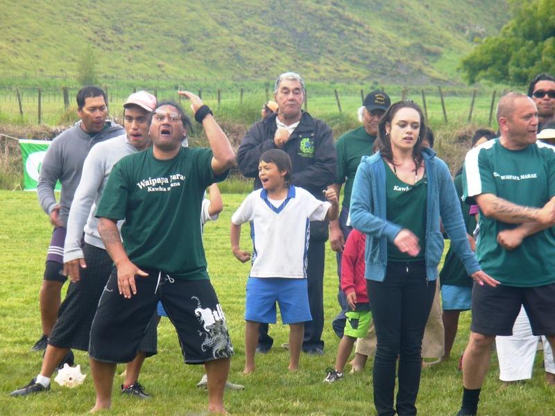 Kapa Haka - Waipapa Marae