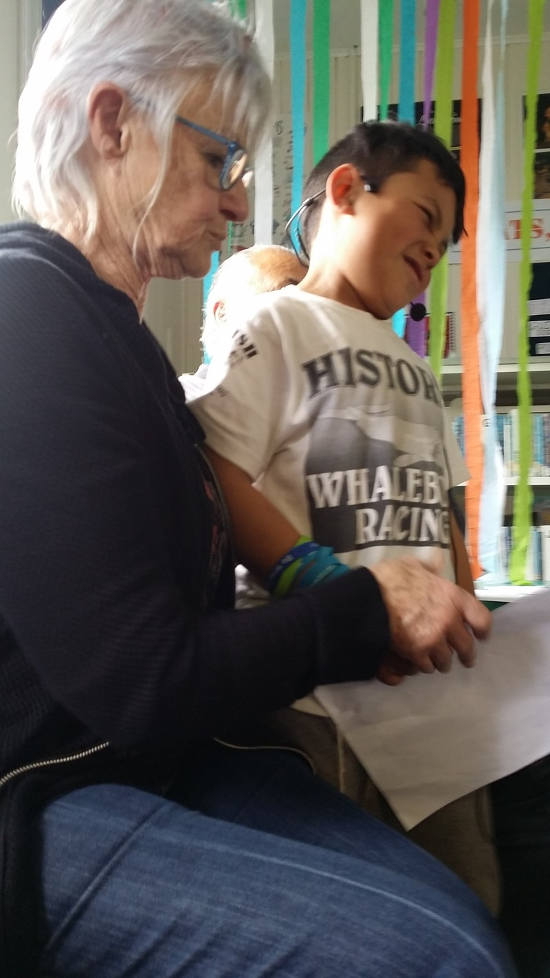 Te Rangi and Mrs Dimond