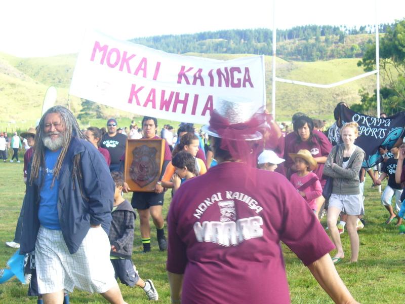 Mokai Kainga Marae