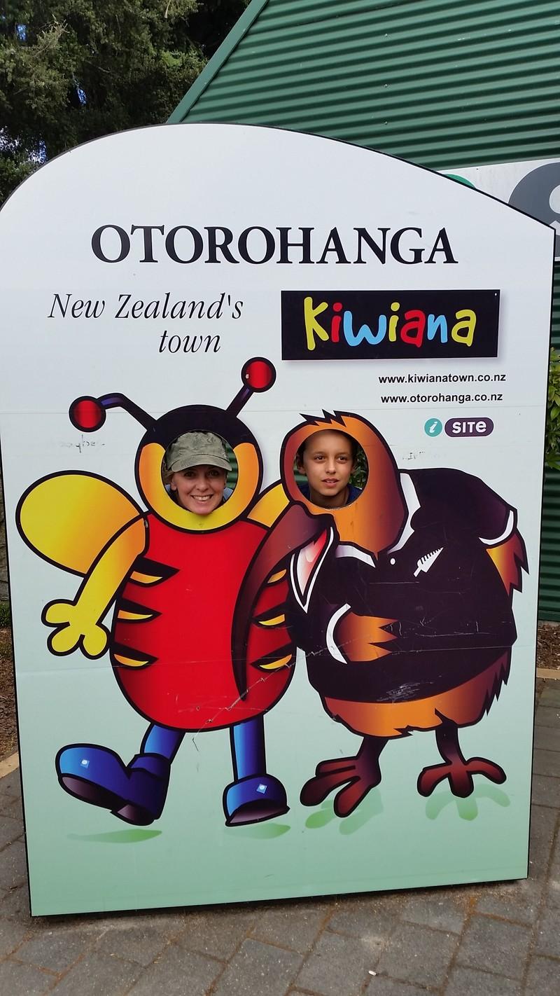 Starting the Kiwiana Quiz