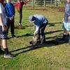 Hangi Hole Digging 8