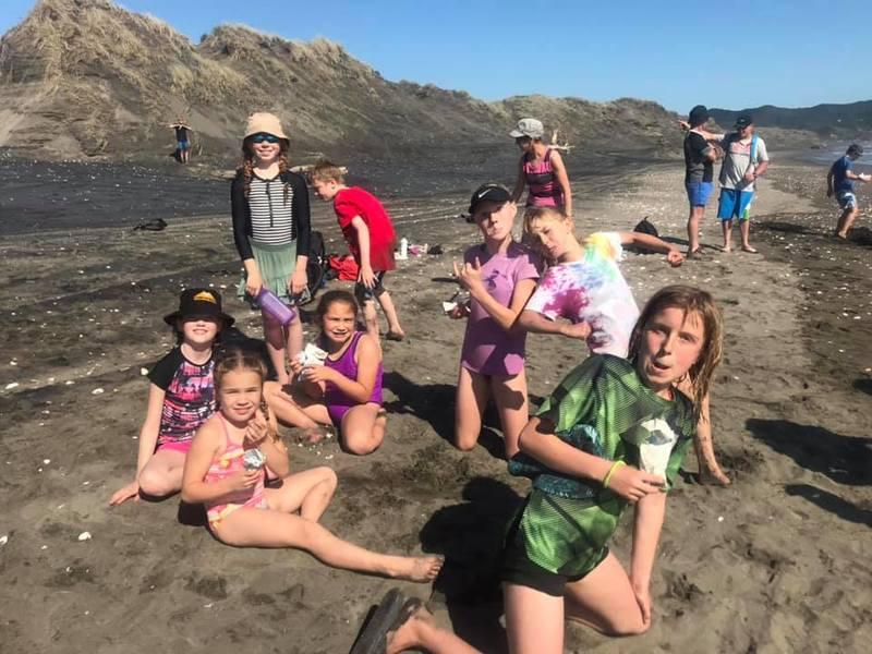 Port Waikato Camp 2019aj