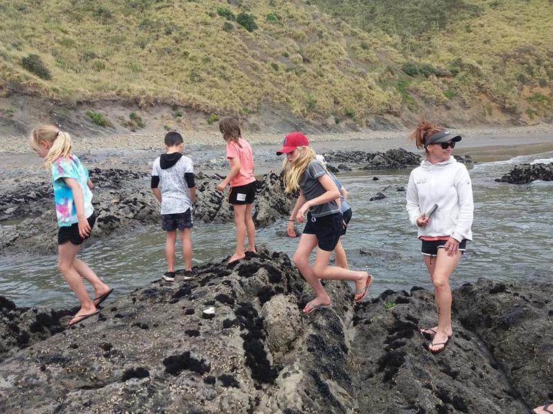 Port Waikato Camp 2019au