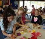 Girls Making