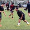 Thumbnail: Warriors visit (Skills session)