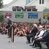 Thumbnail: Opening of the Whare and Fale  2013
