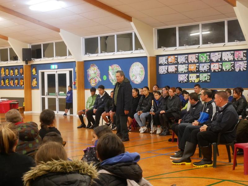 Postgate School Waharoa Unveiling   4