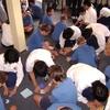Hokuriku School Visit