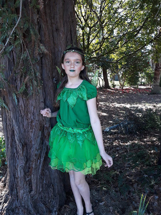 Tinkerbell Amy Jamieson