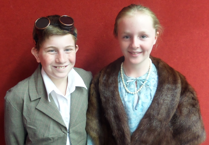 Rupert and Monica