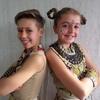 Young Simba and Nala