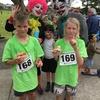 Winners and Fun Run entrants!