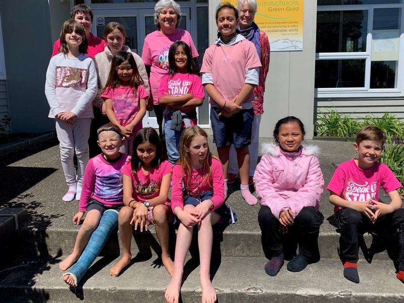 Pink Shirt Day 4