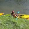 Thumbnail: kayaking