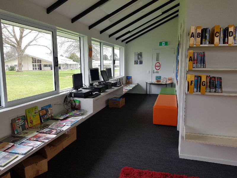 Pukekohe North School Library