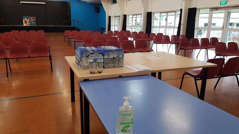 Preparing for the return of essential worker's children