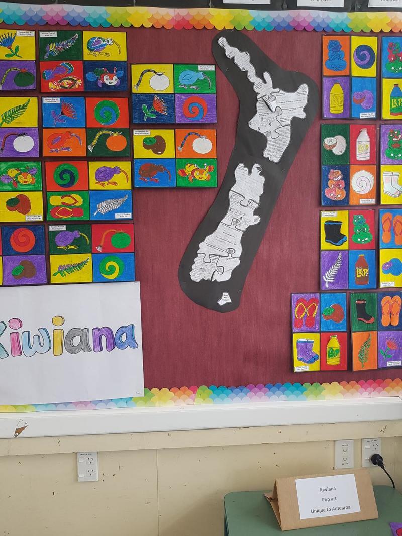 Kiwiana Room 6
