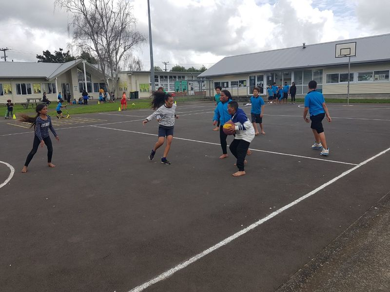 House Competition- Basketball