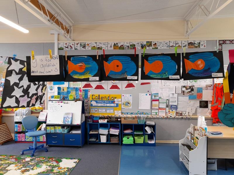 Junior Classrooms