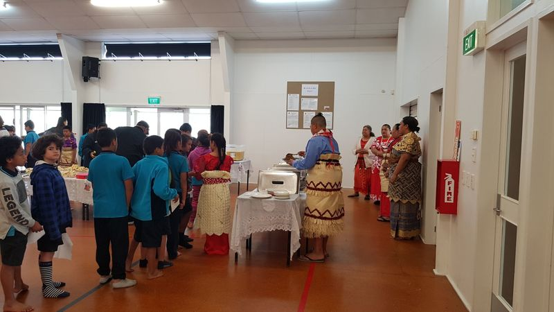 Our Tongan Feast