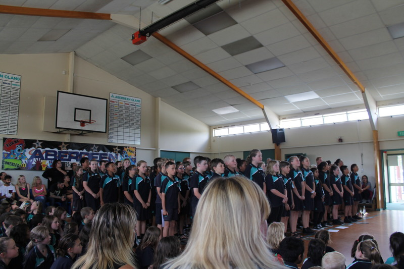 43 Year 6 Class Of 2016 Sing Their Farewell Song