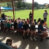 Thumbnail: Kindy Visiting Orere