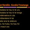 Thumbnail: Senior Karakia