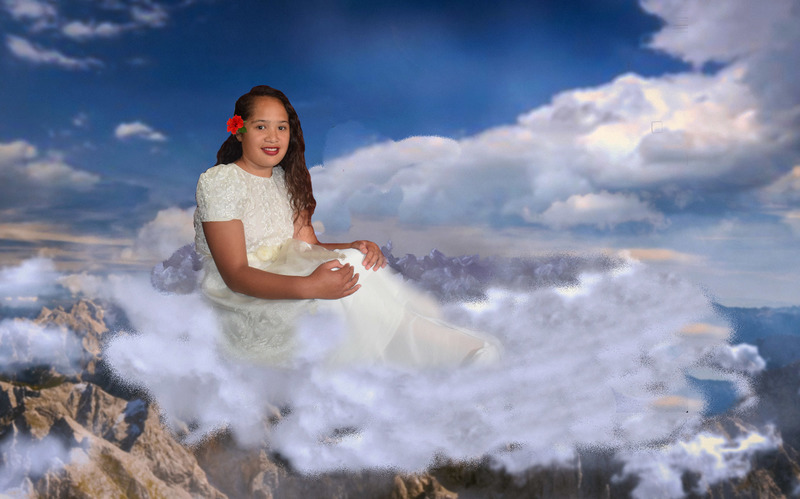Snow White in the Cloud