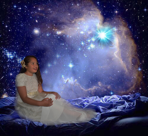 Vasi Looking At Stars