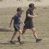 Thumbnail: School visit to Castlepoint Beach