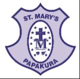 St Mary's Catholic School Papakura