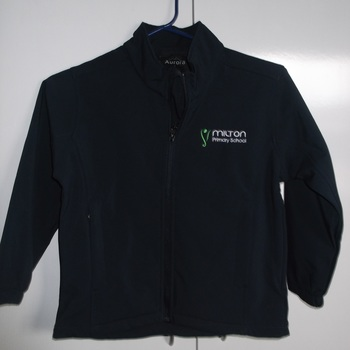 Thumbnail: Navy Softshell Jacket