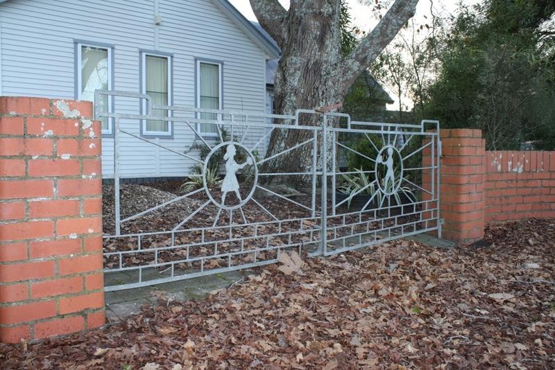 Original School Gates