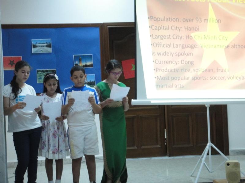 Assembly time: Vietnam