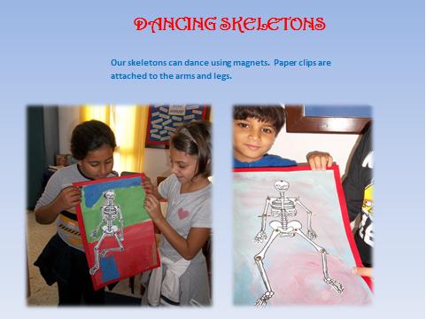 Dancing Skeletons
