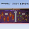 Romans  Mosaics & Shields