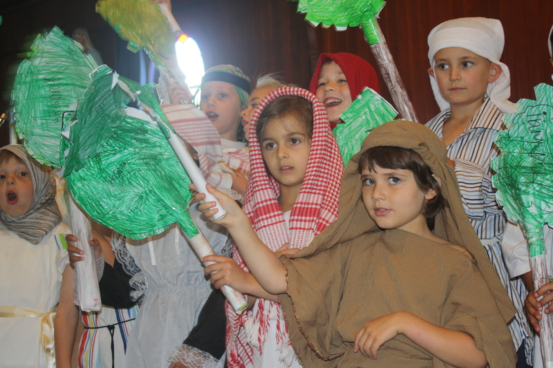 Easter Pageant 2015 010