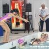 Senior Swimming Sports 2016 044
