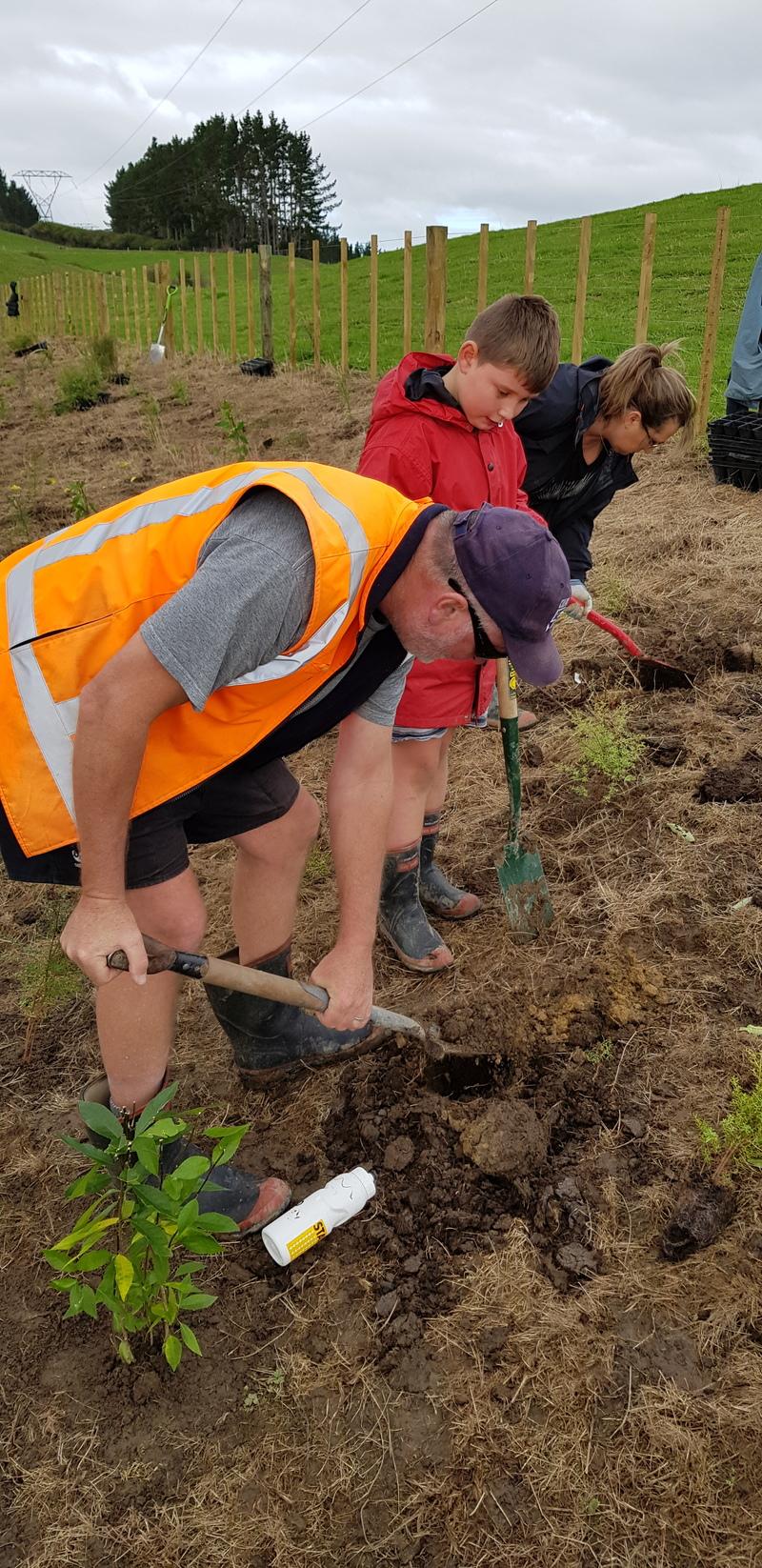 Tree Planting May 19 F