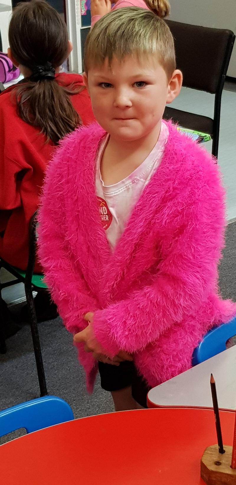 Pink Shirt Day 17.05.19 E