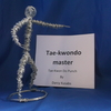 Thumbnail: Room 3 iMotion wire sculptures