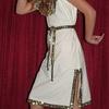 Cleopatra/Egyptian Woman Size 8--10yrs
