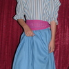 Country Lady Size 10-12yrs