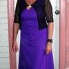 Shift Dress & Shrug Size 12-14