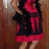 Saloon Girl Size 8-10
