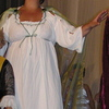 Grecian Dress Large